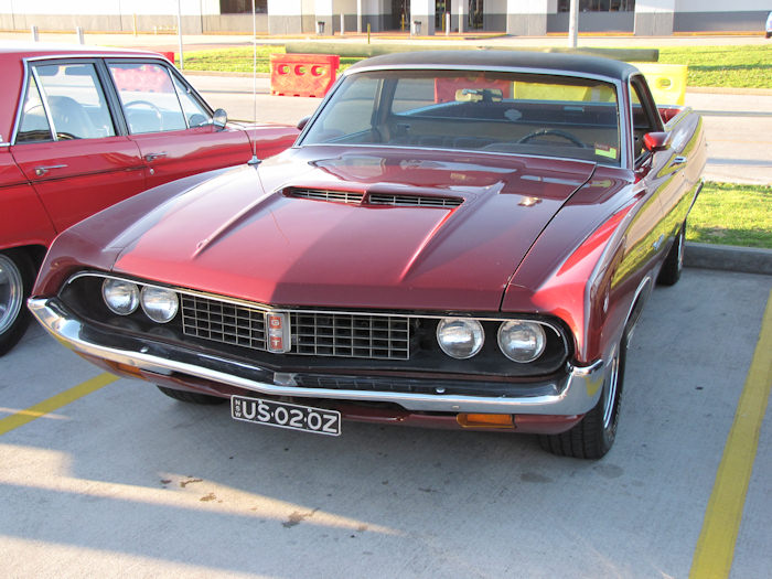S Ford American Muscle Cars